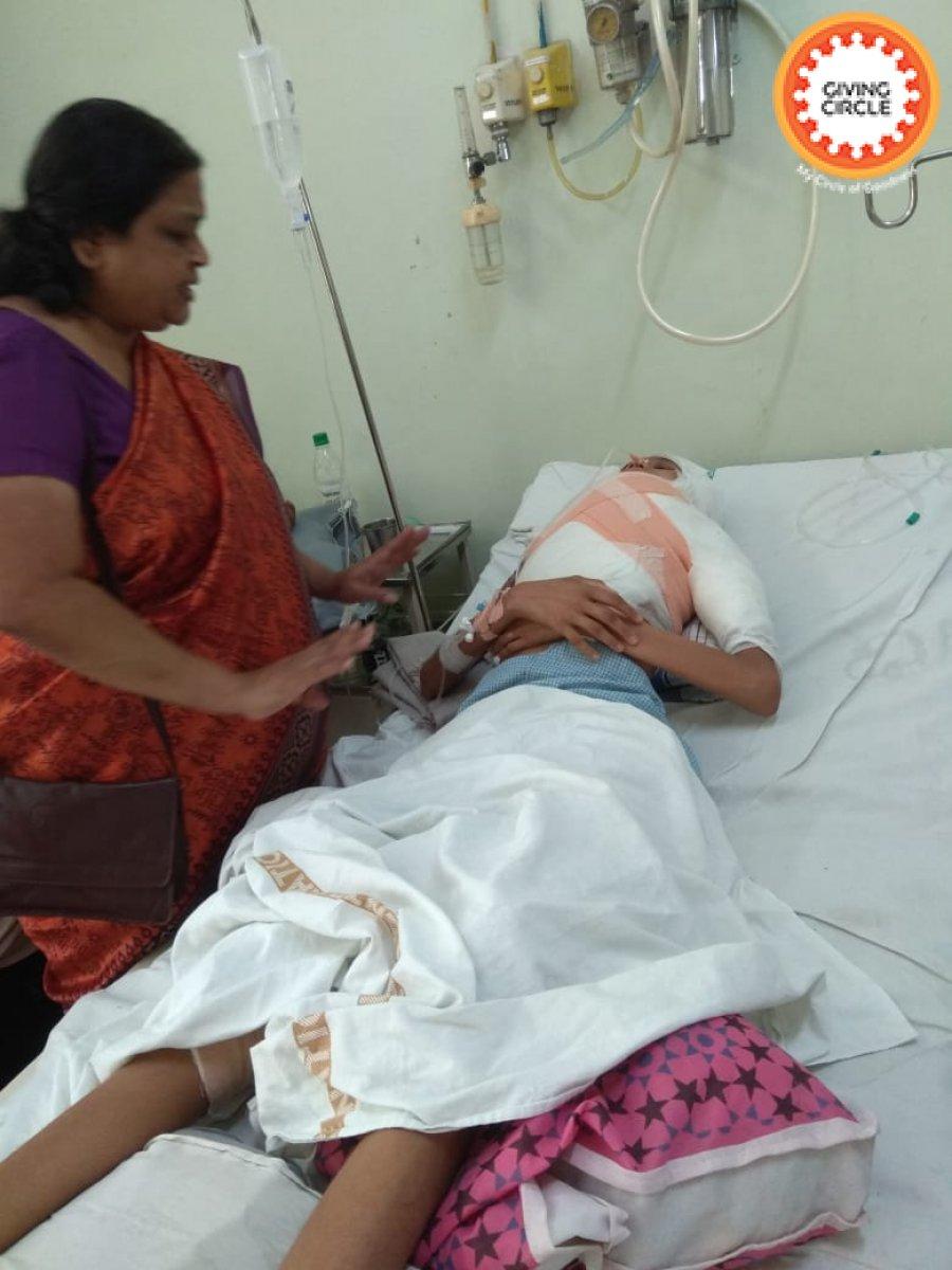 Meera Suresh hospital