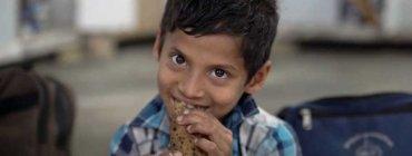 How Food Is Driving The Underprivileged Children To School